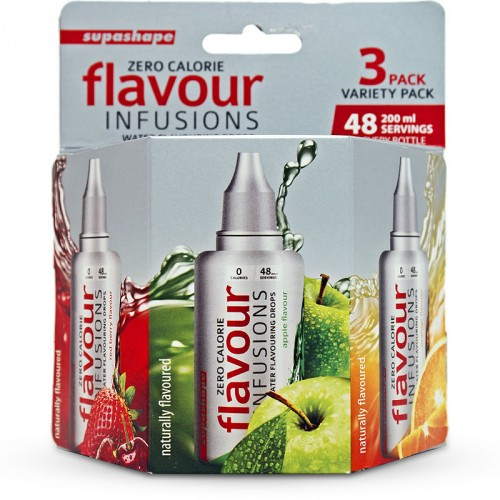 SupaShape Flavour Infusions