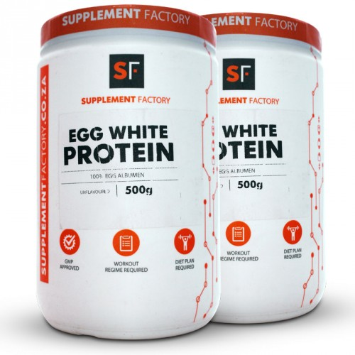 Supplement Factory Egg White