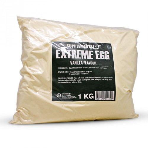 Supplements SA Extreme Egg