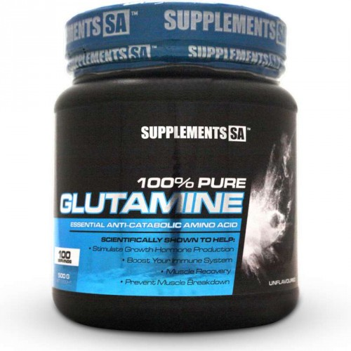 Supplements SA L-Glutamine
