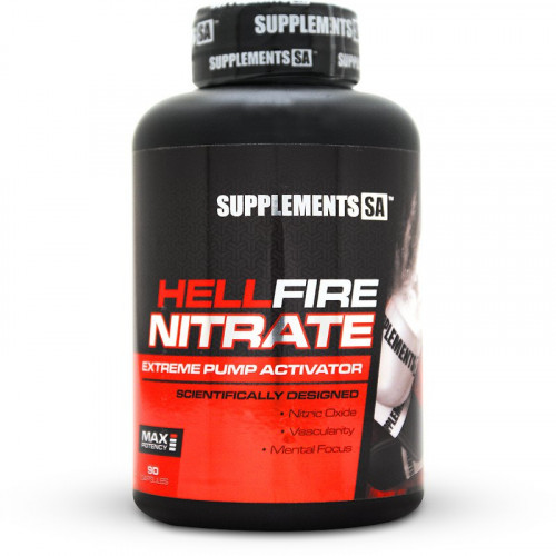Supplements SA Hell Fire Nitrate