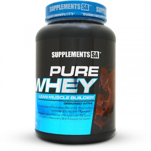 Supplements SA Pure Whey Protein (1kg)
