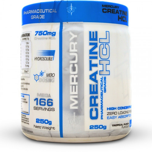 TNT Creatine HCL (250 grams)