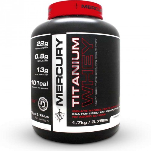 TNT Titanium Whey Protein