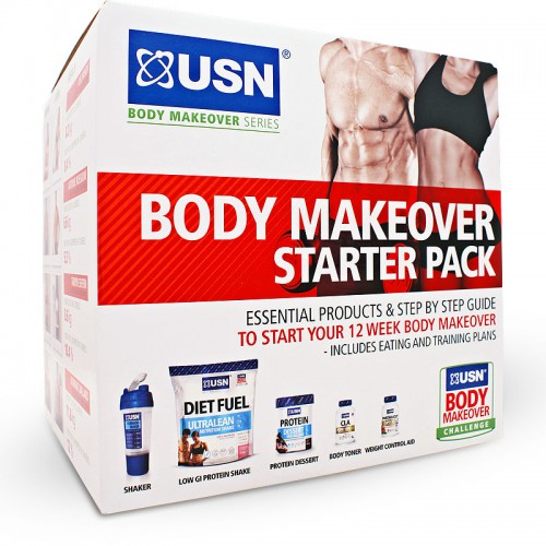 USN Body Makeover Starter-Pack