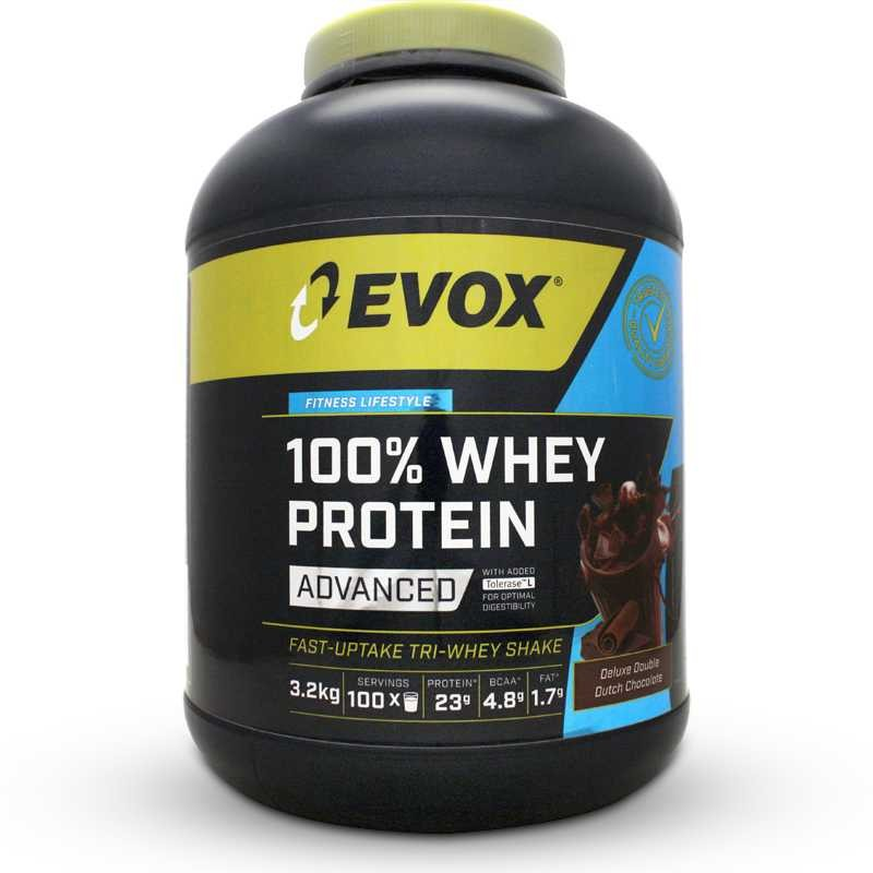 evox 100 whey protein advanced. Black Bedroom Furniture Sets. Home Design Ideas