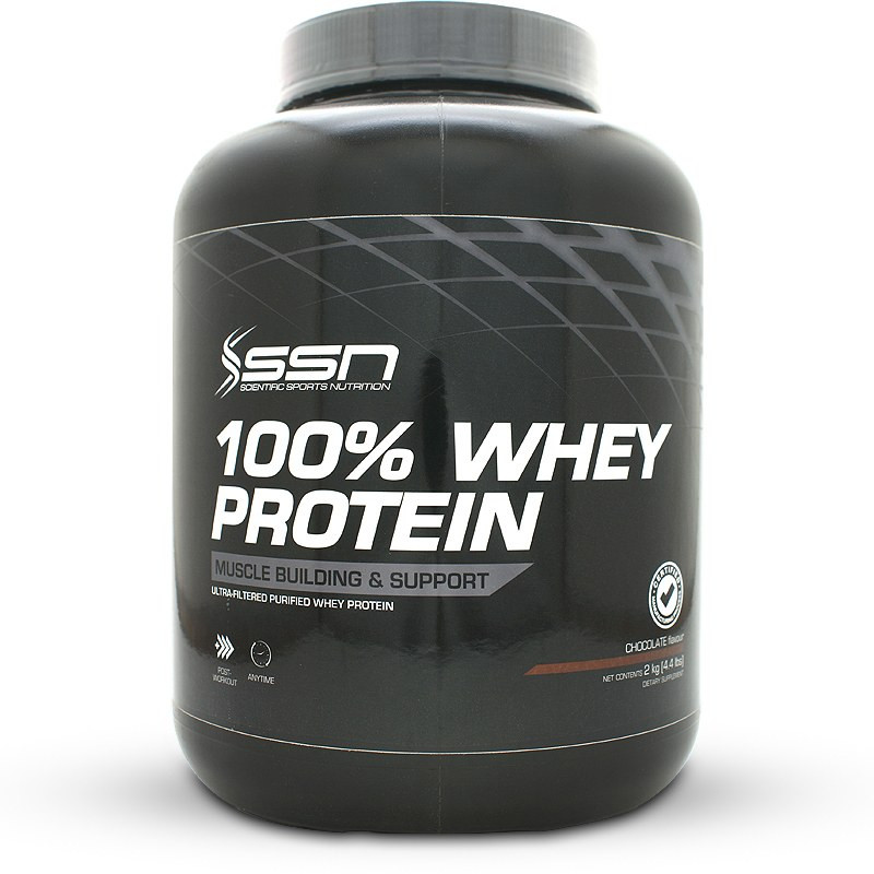 Ssn Whey 100 Ssn Protein 100