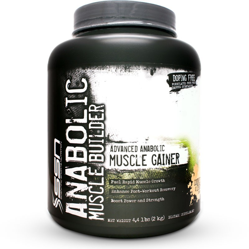 ssn anabolic muscle mass builder