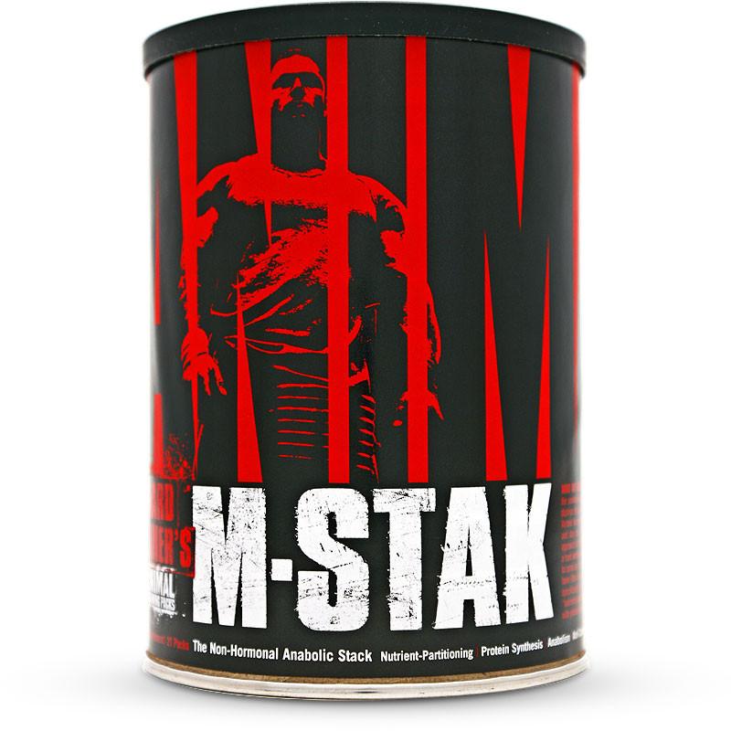 When to take animal m stak