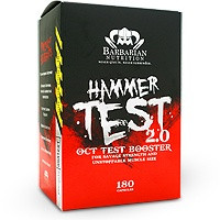 Barbarian Nutrition Hammer Test