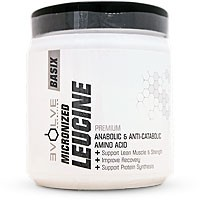 Evolve Nutrition Basix Micronized Leucine