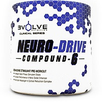 Evolve Nutrition Neuro-Drive Compound-6