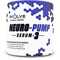 Evolve Nutrition Neuro-Pump Serum-3