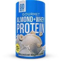Go Nutz Almond + Whey Protein