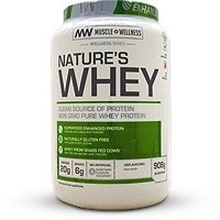 Muscle Wellness Nature's Whey