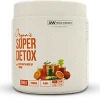Muscle Wellness Organic Super Detox