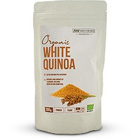 Muscle Wellness Organic White Quinoa