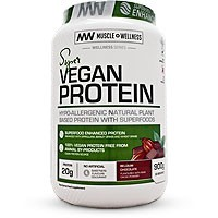 Muscle Wellness Vegan Protein