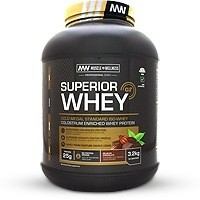 Muscle Wellness Superior Whey 3.2kg
