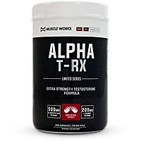Muscle Works Alpha T-RX