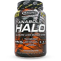 MuscleTech Anabolic Halo Performance Series