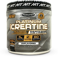 MuscleTech Essential Series 100% Micronized Creatine