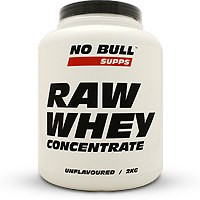 No Bull Supps Raw Whey Concentrate