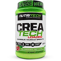 Nutritech Createch Loaded