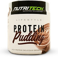 Nutritech Protein Pudding