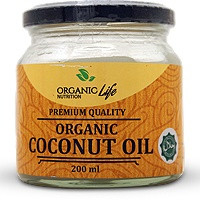 Organic Life Nutrition Virgin Coconut Oil