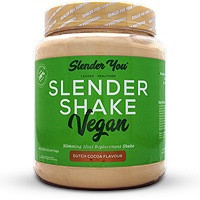 Slender You Slender Shake Vegan Meal Replacer