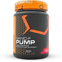 SSA Supplements Ganic-F Pump