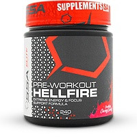 SSA Supplements Hell Fire