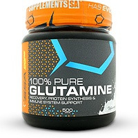 SSA Supplements 100% Pure Glutamine