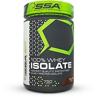 SSA Supplements Whey Isolate