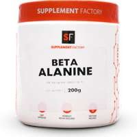 Supplement Factory Beta Alanine