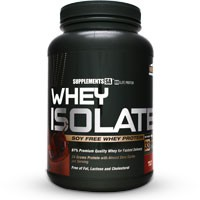 Supplements SA Whey Isolate